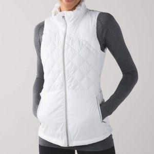 COPY - Lululemon Down For a Run Goose feather vest